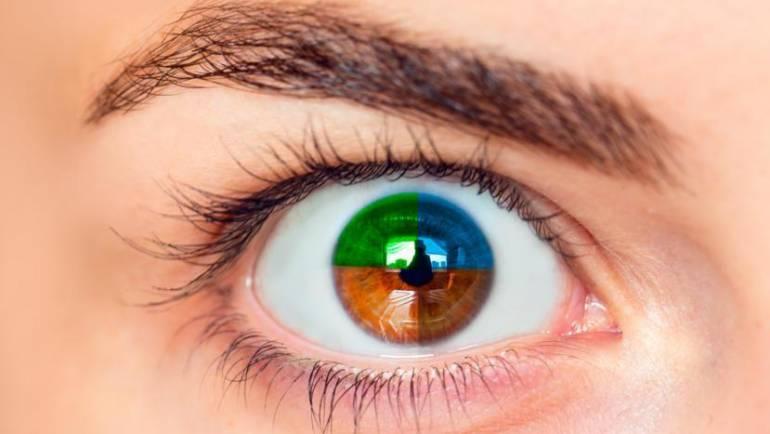 Colour Contact Lenses