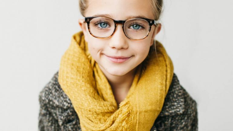 Kids Eyewear at Mountain Eye Care