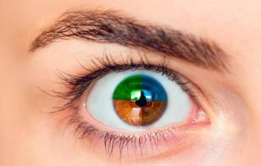 Coloured Contact Lenses at Mountain Eye Care