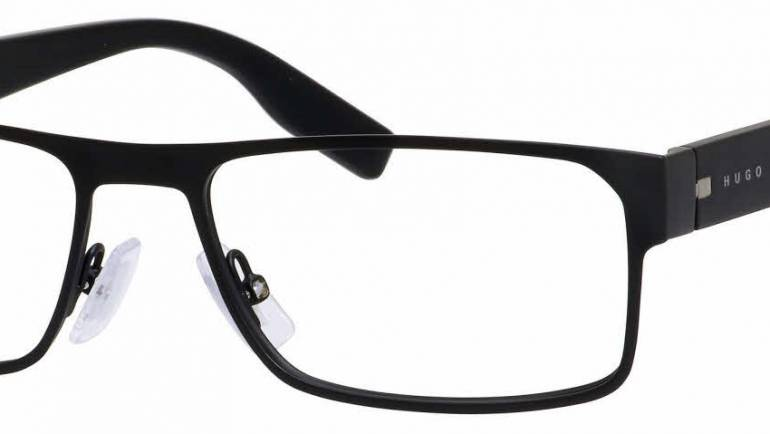 Hugo Boss Glasses at Mountain Eye Care